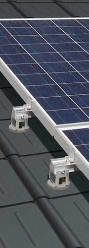 Prefa napelemrögzítő